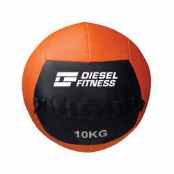 Diesel Fitness - Diesel Fitness Wall Ball (Duvar Topu) 10Kg