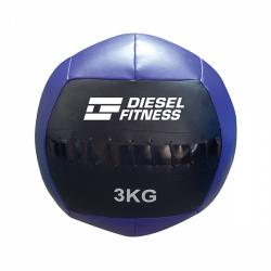 Diesel Fitness Wall Ball (Duvar Topu) 3 Kg - Thumbnail