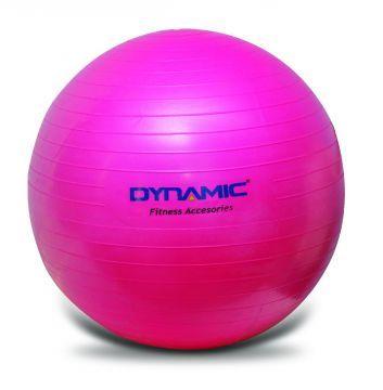 Dynamic Gymball Pilates Topu 20 Cm Fuşya
