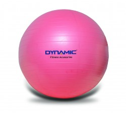 Dynamic - Dynamıc GYMball Pilates Topu 55 Cm Pembe