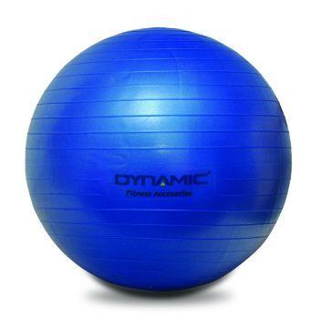 Dynamic Gymball Pilates Topu 55 Cm Mavi