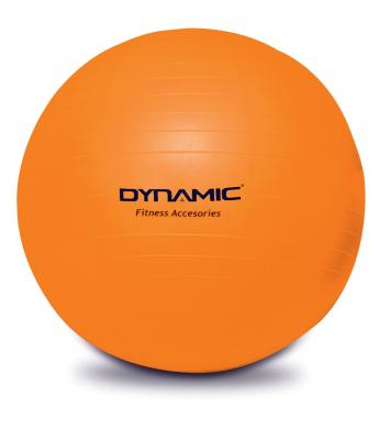 Dynamic Gymball Pilates Topu 55 Cm/Altın