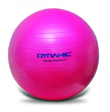 Dynamic Gymball Pilates Topu 65 Cm Fuşya