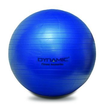Dynamic Gymball Pilates Topu 75 Cm Mavi