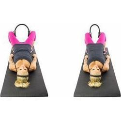 Dynamic Pilates Çemberi -Fuşya - Thumbnail
