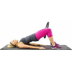 Dynamic - Dynamic Pilates Çember -Fuşya- ÜCRETSİZ KARGO