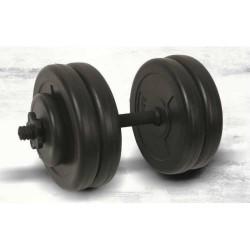 Dynamıc Vinly Dumbell Set 15 kg - Thumbnail