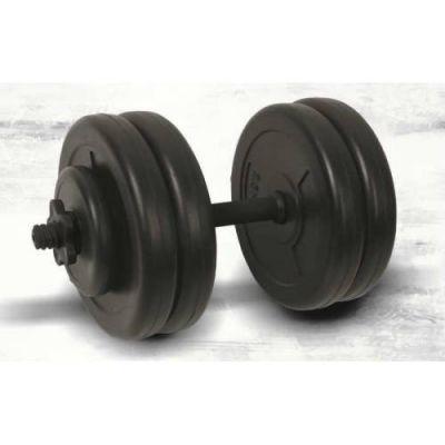 Dynamıc Vinly Dumbell Set 15 kg