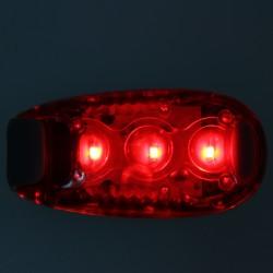 Pozitif Kask Işığı 3 led - Thumbnail