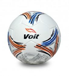 Voit - Voit Classic Futbol Topu N5 Gri-Turuncu-Beyaz