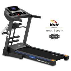 Voit - Voit Form Power Plus 2,5HP AV Otomatik Masajlı Koşu bandı-1VTKBFORMCM