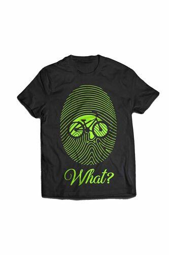 BikeStyle - BikeStyle Özel Tasarım Tshirt -Large -Siyah