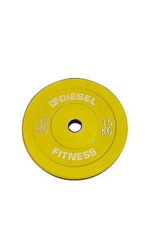 Diesel Fitness - Diesel Fitness Bumper Flans 15KG