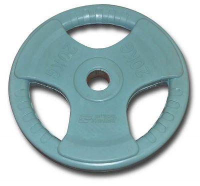 Diesel Fitness ROP4 Kauçuk Flanş 20 kg.-Mavi
