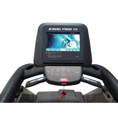 Diesel Fitness - Diesel X10 Koşu Bandı 5 AC MOTOR