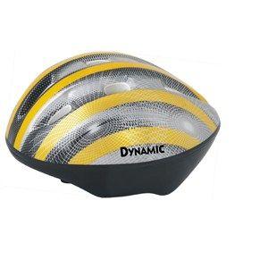 Dynamic - Dynamic PW904 Kask Sarı / Gri-Small