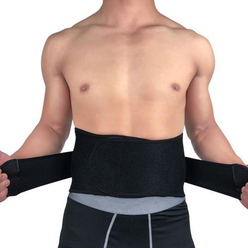 Pozitif - Elastik Neopren Kemer - Bel Korsesi -XL