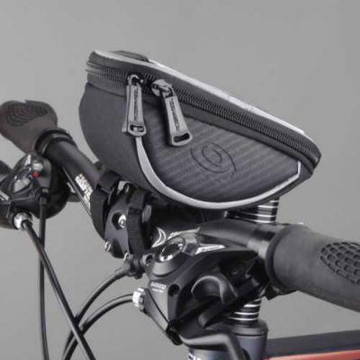Roswheel - Roswheel Bisiklet Gidon Çantası ıphone ve SamsungTelefon Uyumlu