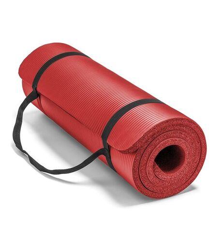 Povit - Povit 1 cm Kırmızı Pilates Minderi - LKS19