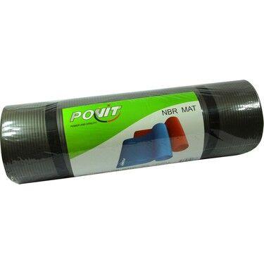Povit - Povit 1 cm Gri Pilates Minderi - LKS19