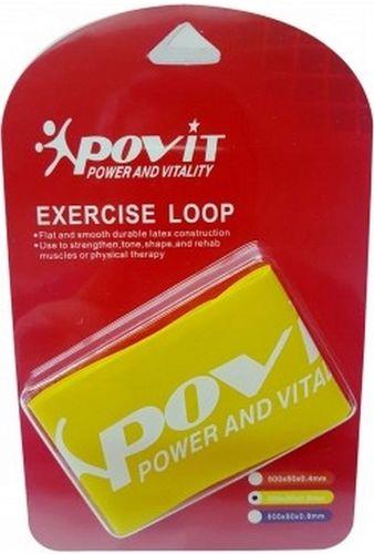 Povit - Povit Lks 86 Exercise Loop Pilates Bandı-Sarı