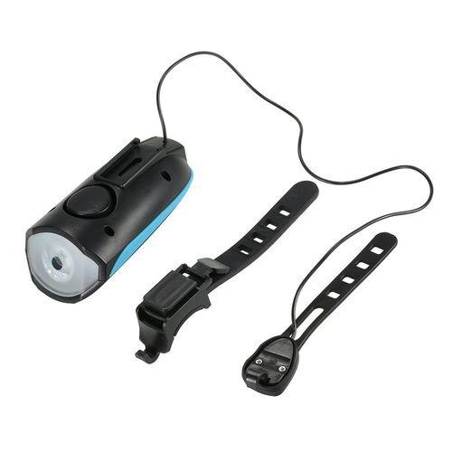 Pozitif - Pozitif Bisiklet Arka far 7588 USB 120 DB Lityum Pil Ile Şarj Edilebilir USB 3 Işık Modu