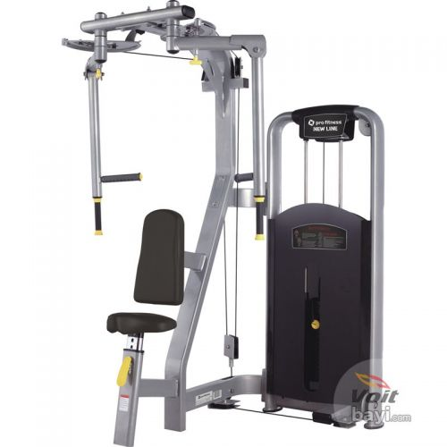 Profitness - ProFitness Pro 202A Seated Straight Arm Clip Chest-1PRKI202A