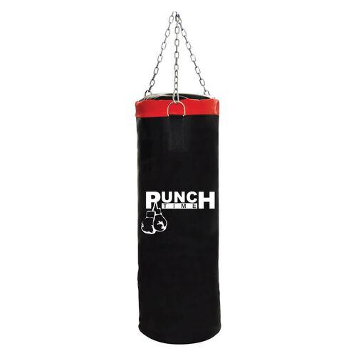 PunchTime - Punch Time Boks Torbası 120*35 + Boks Bandajı Hediyeli