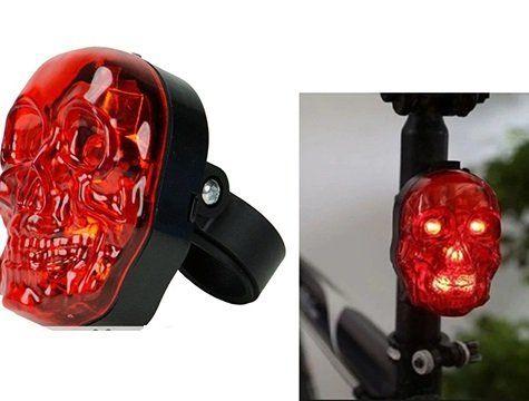 Pozitif - Pozitif Kuru Kafa Bisiklet Arka Stop Lambası MX-130