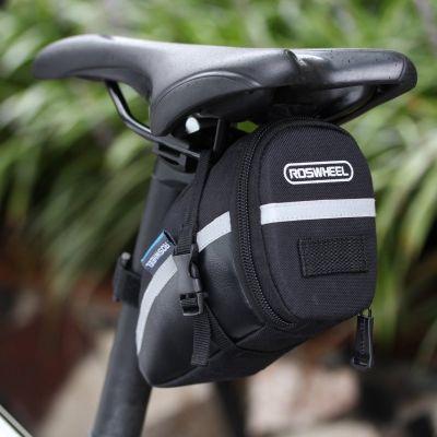Roswheel - Roswheel Bisiklet Sele Altı Çanta