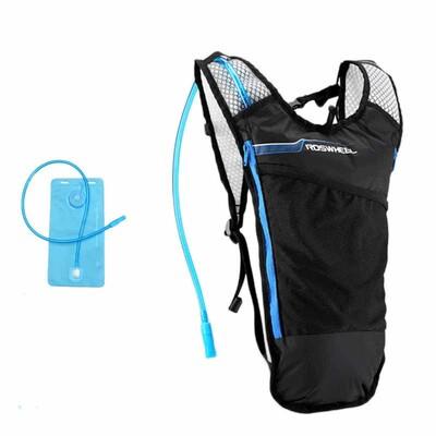 Roswheel Bisikletçi Sırt Çantası 5 lt Su Torbası Hediyeli - Thumbnail