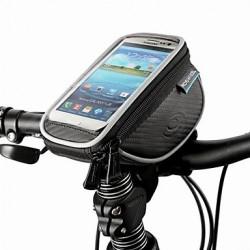 Roswhell Su Geçirmez Bisiklet Gidon Çantası - Thumbnail