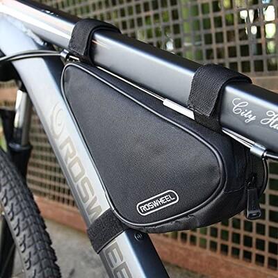 Roswhell Su Geçirmez Bisiklet Üçgen Çanta - Thumbnail
