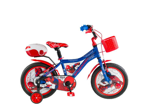 Kron - SpiderMan 16 Jant Erkek Çocuk Bisikleti - V-Fren