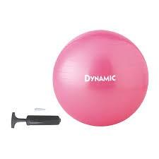 Dynamic - Dynamıc GYMBall Pilates Topu 75 Cm-Pembe