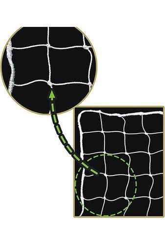 Voit - Voit 2,5 mm Futbol Kale Ağı Beyaz