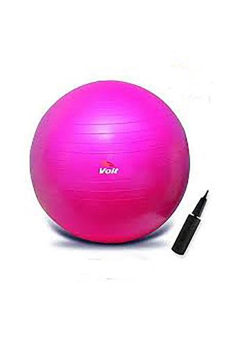Voit - Voit 75 Cm. Pilates Topu Pembe+Pompa Hediyeli