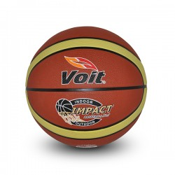 Voit - Voit IMPACT Basketbol Topu N:7 KAHVE/BEYAZ 1VTTPIMPACT/098