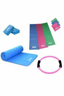 Voit - Voit Pilates Seti /Tam Set Mavi