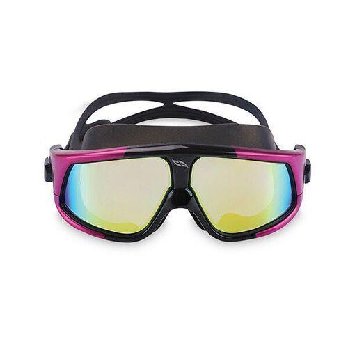 Voit - Voit Skylight Aynalı Yüzücü Gözlüğü Siyah-Pembe