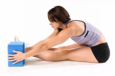 Voit - Voit Yoga Blok- Mavi