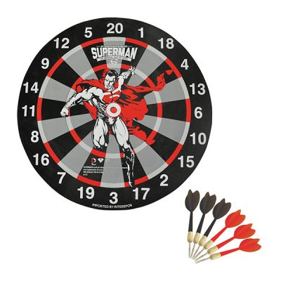Voit - Warner Bros Superman Dart Set -1NBAKW2017S
